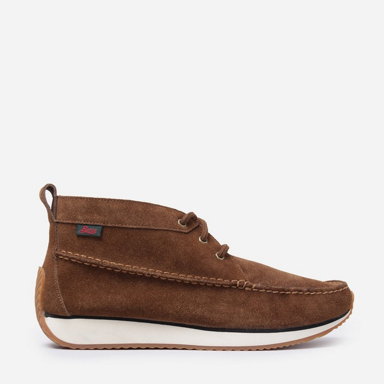 G.H. Bass & Co. Scout Runner Mid Boot Suede