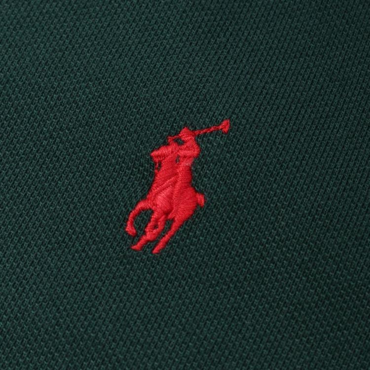 Polo Ralph Lauren Basic Knit Long Sleeve Polo Shirt