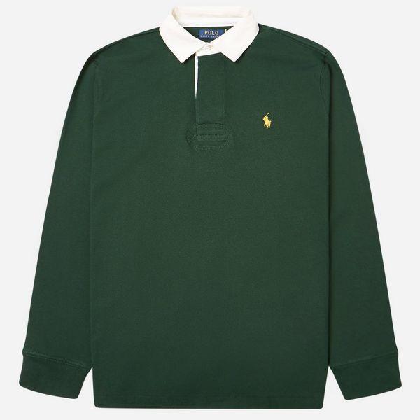 edb4a879 Polo Ralph Lauren Polo Ralph Lauren Long Sleeve Rugby Polo Shirt ...