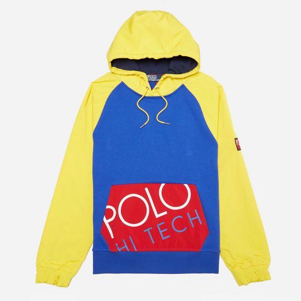 55816eab78 Polo Ralph Lauren Polo Ralph Lauren Hi Tech Hoodie | The Hip Store
