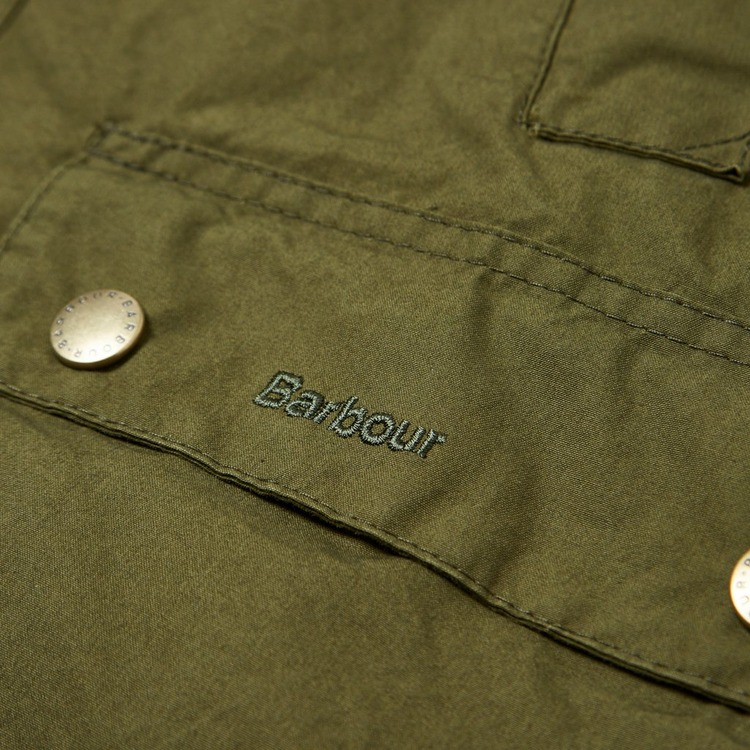 Barbour Washed Bedale Jacket