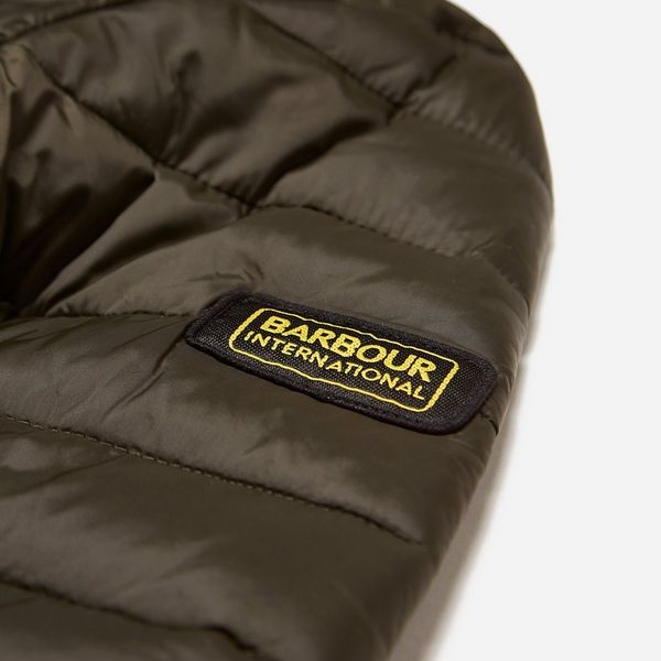 Barbour International Ouston Quilt Hood