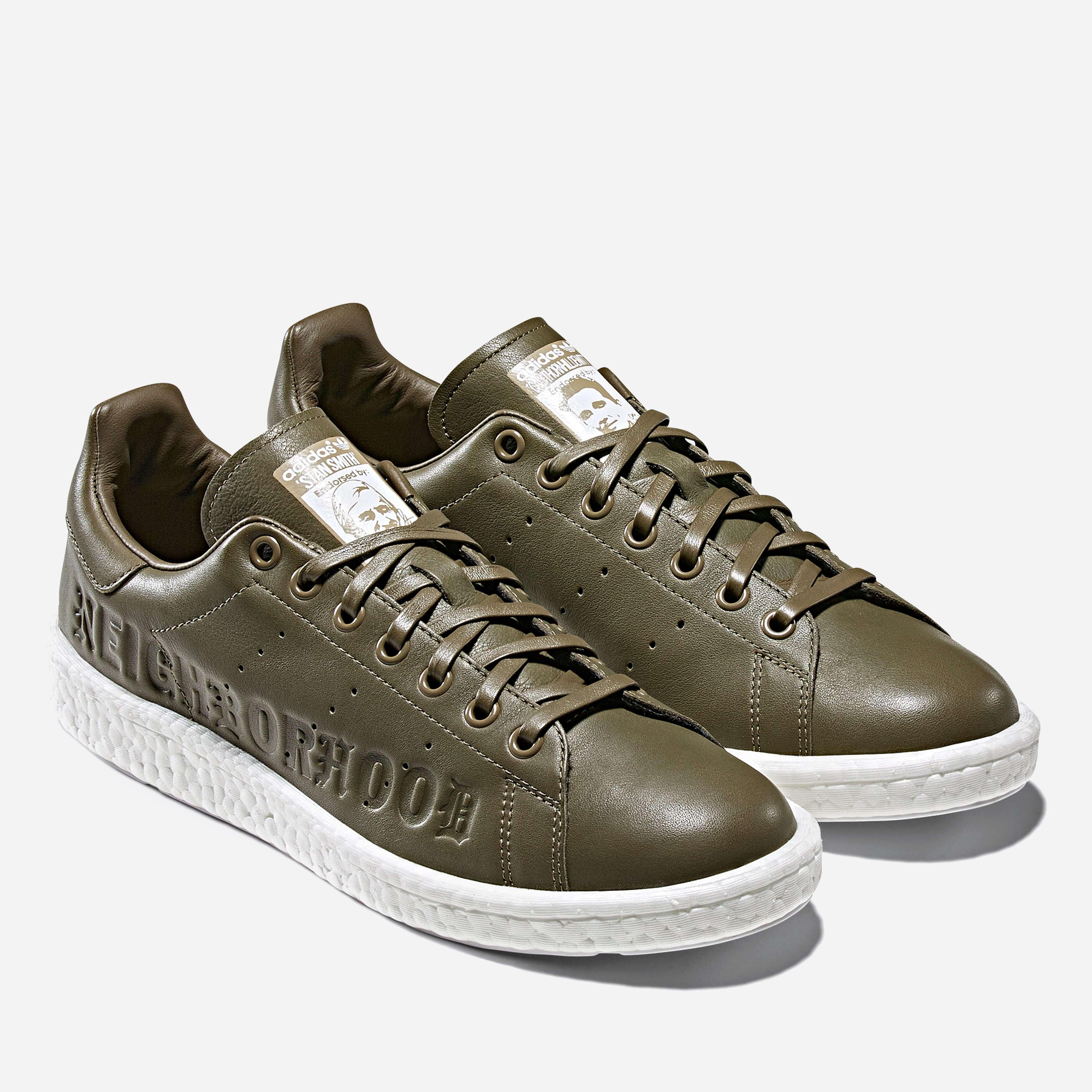 online store f4d83 a0c76 adidas Originals x Neighborhood Stan Smith Boost | The Hip Store
