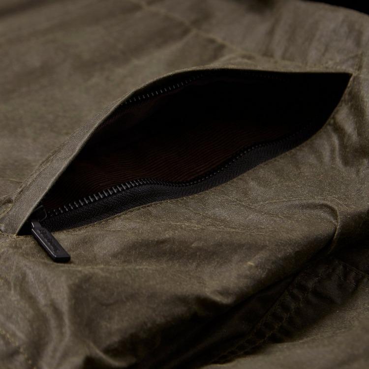 Barbour X Engineered Garments Zip Parka Jacket