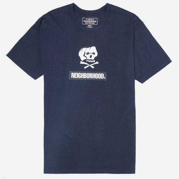 Neighborhood Skull and Bones T-shirt