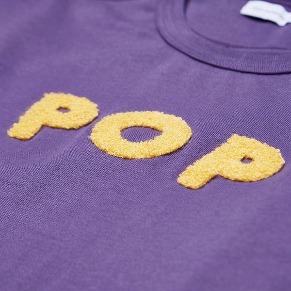 Pop Trading Company Pop Trading Company Uni Long Sleeve T-shirt