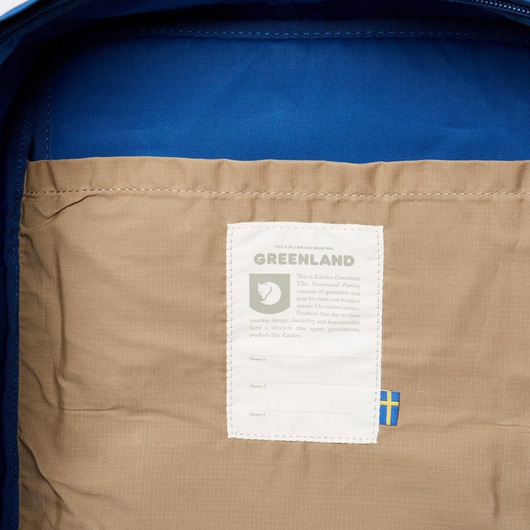 Fjallraven Greenland Kanken
