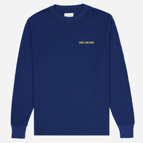 Aime Leon Dore Long Sleeve Logo T-shirt