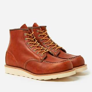Red Wing 00875D 6'' MOC TOE