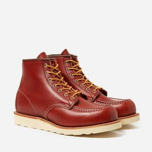 12f2c2bacd8 Red Wing 6'' Moc Toe Boot