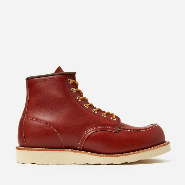 Red Wing 6'' Moc Toe Boot