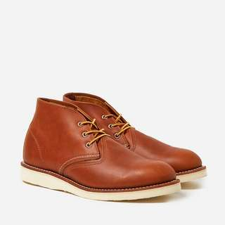 Red Wing 3140 Chukka Boot
