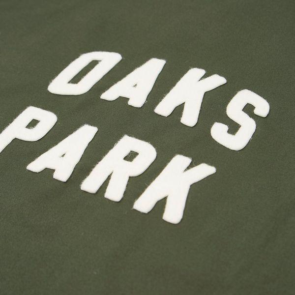 Ebbets Field Flannels Oakland Oaks Ground Crew Jacket