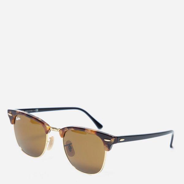 2d983fdb71 Ray-Ban Clubmaster Fleck Sunglasses
