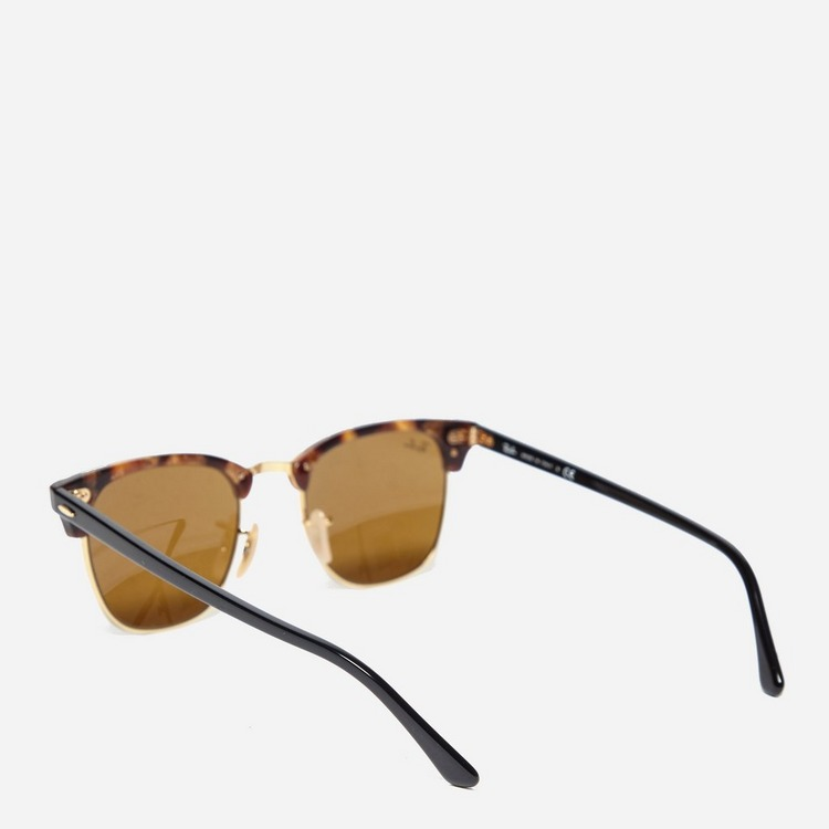 Ray-Ban Clubmaster Fleck Sunglasses