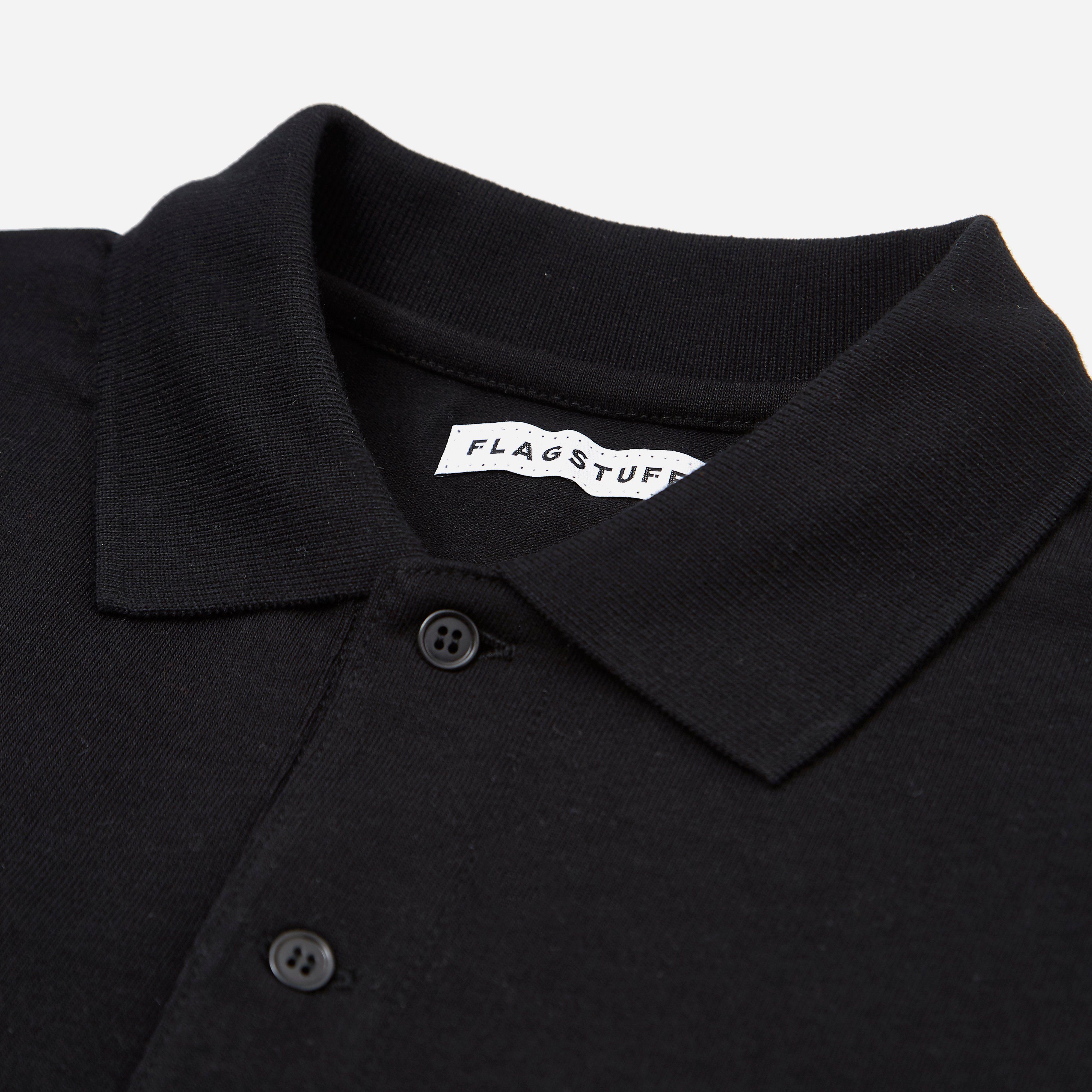 Flagstuff Short Sleeve Polo Shirt