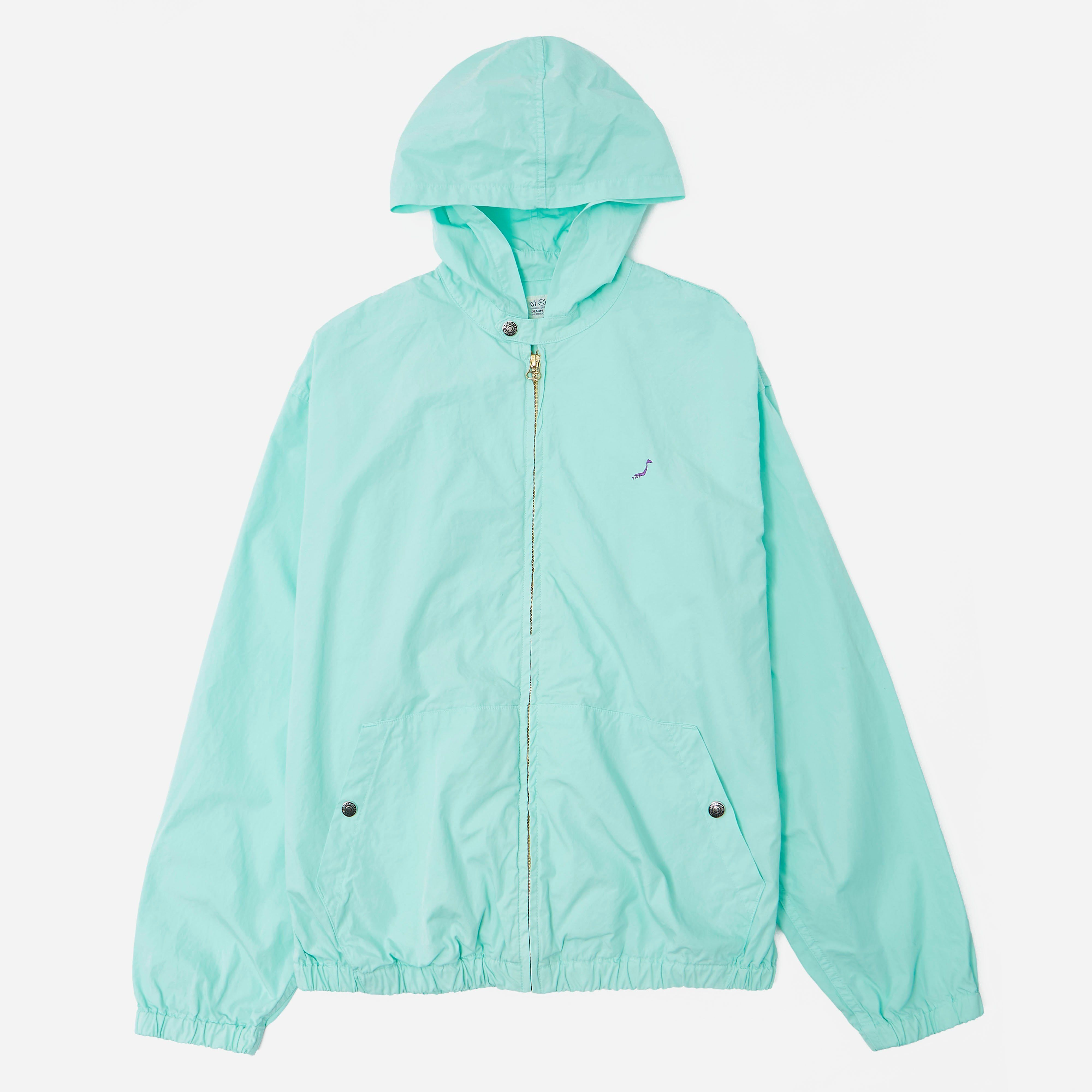 orSlow Hooded Blouson