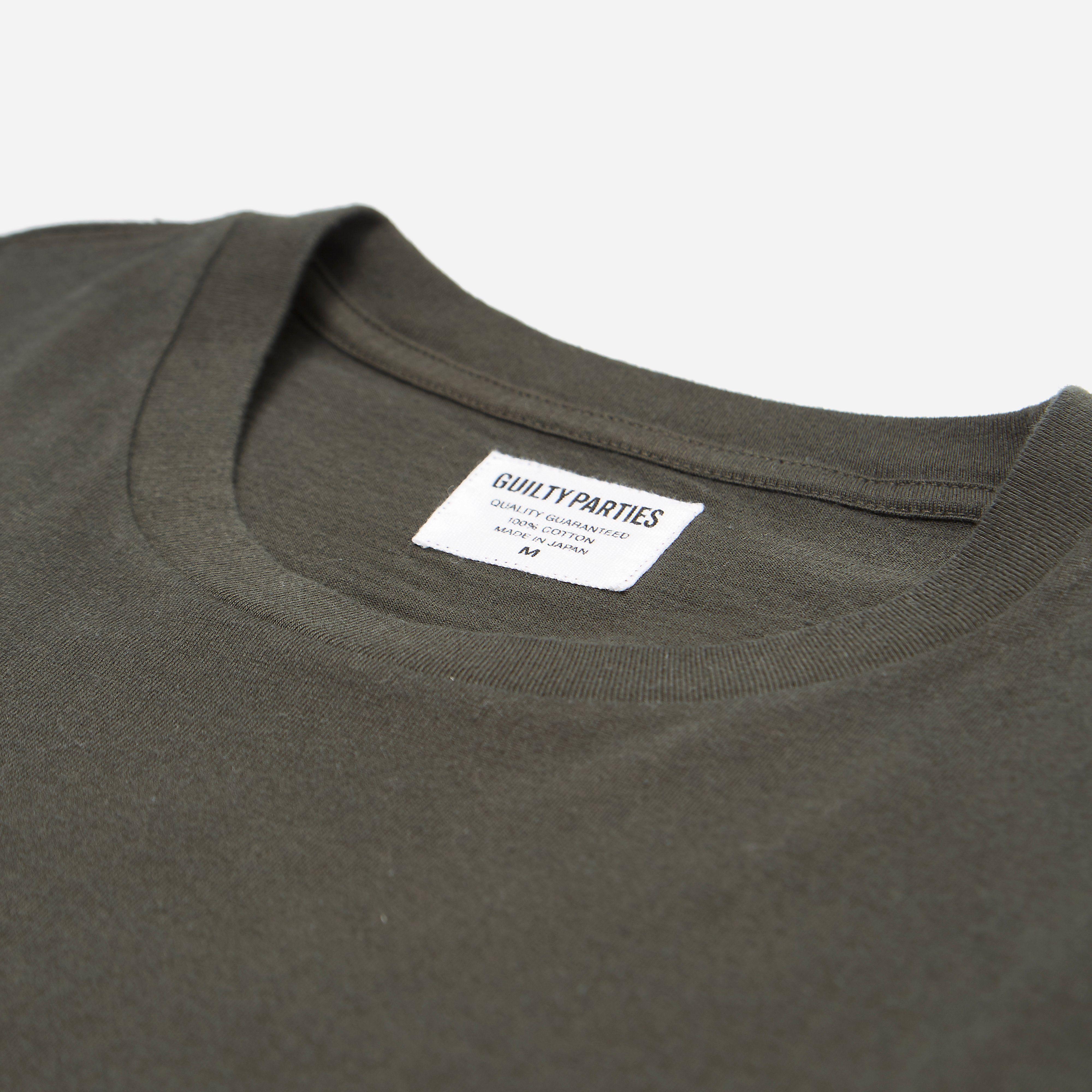 Wacko Maria Standard Crew T-shirt