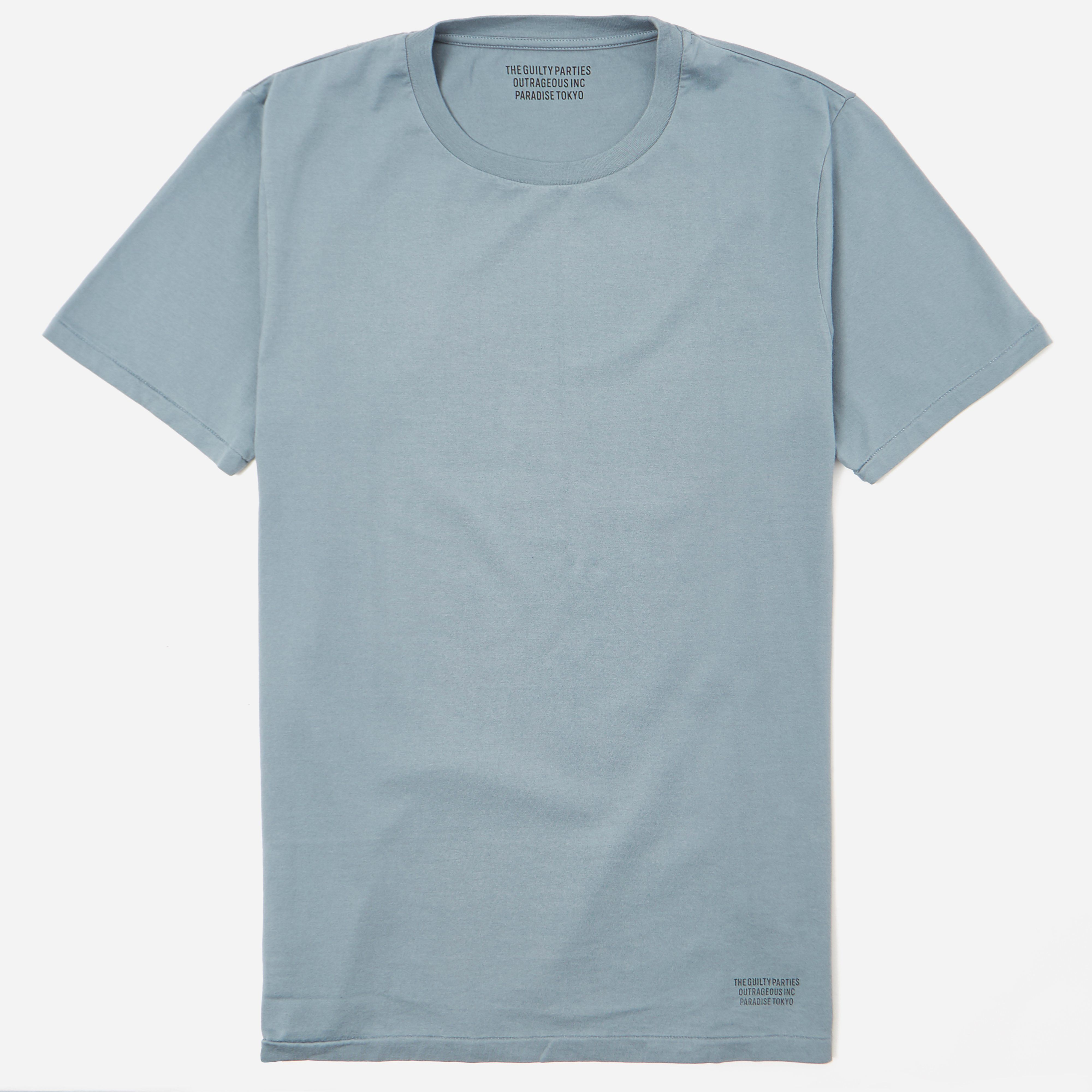 Wacko Maria Crew Colour T-shirt