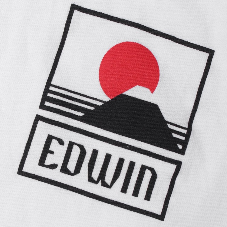 Edwin Sunset Short Sleeve T-Shirt