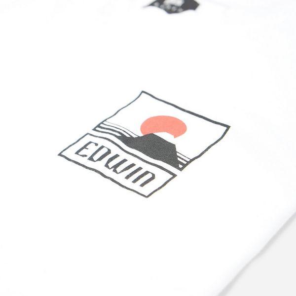 Edwin Sunset Short Sleeve T-Shirt
