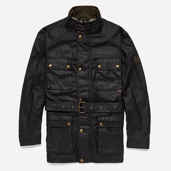 Belstaff Roadmaster Padded Jacket