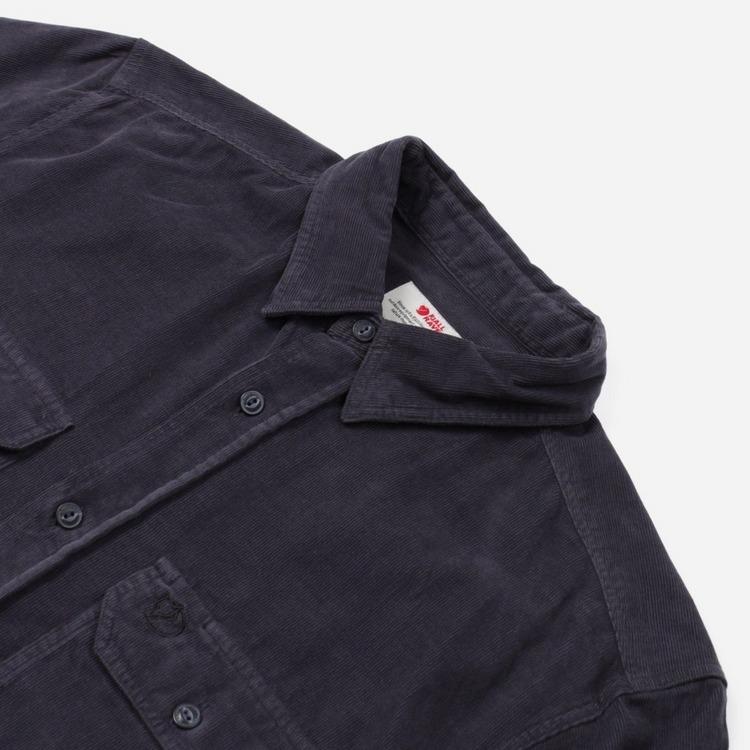 Fjallraven Ovik Cord Long Sleeve Shirt