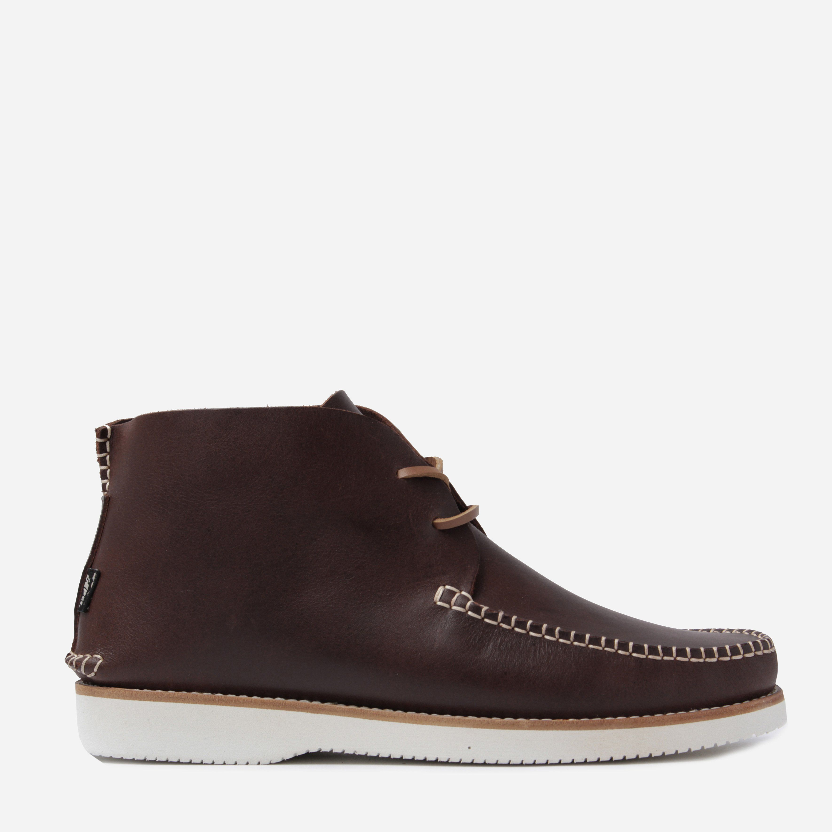 Yogi Footwear DYP14005 LUCAS VIBRAM LEATHER LACE UP BOOT