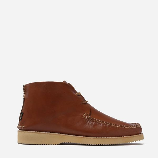 Yogi Footwear Lucas Vibram Leather Lace Up Boot