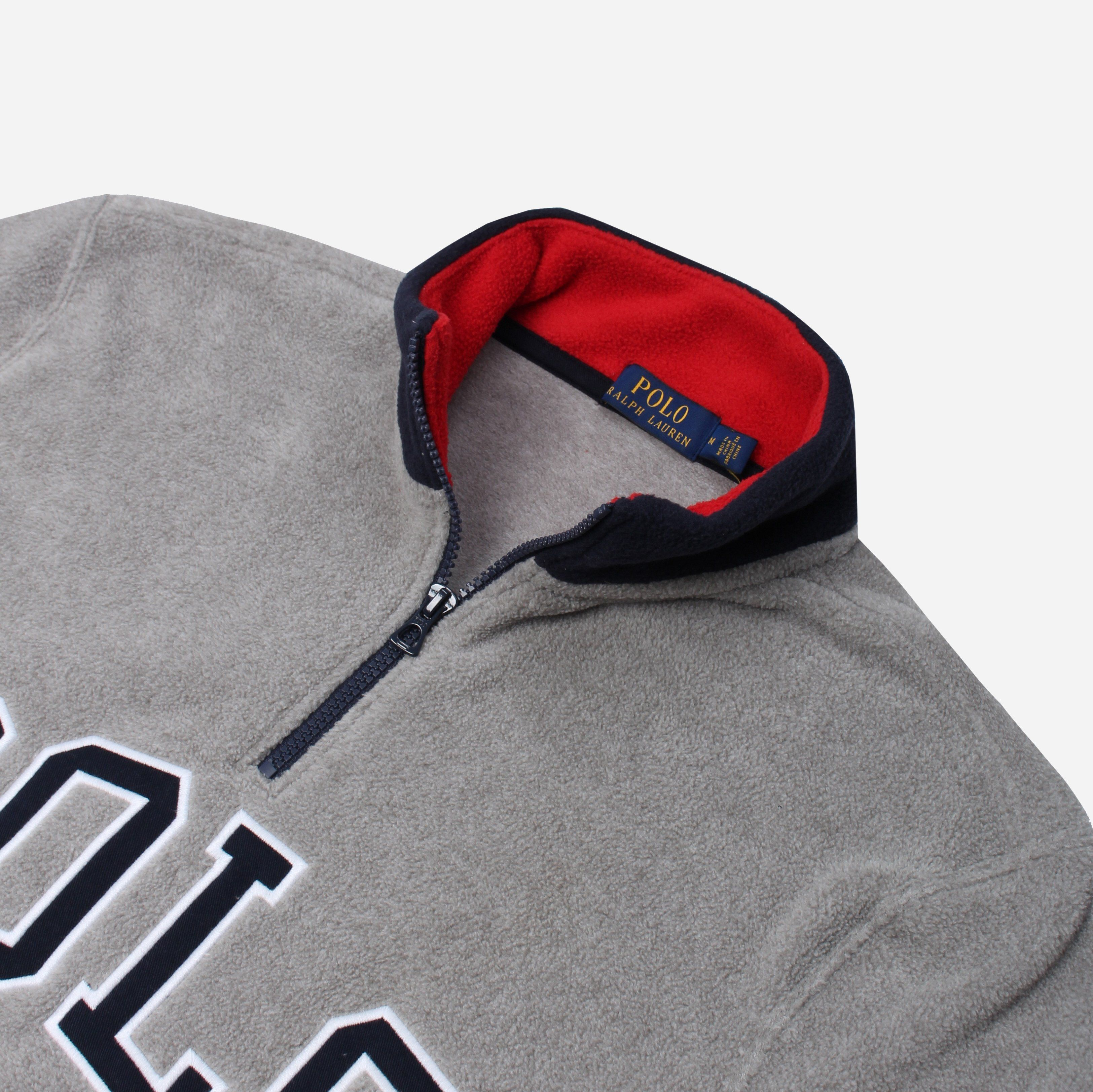 Polo Ralph Lauren Polar Fleece Half Zip Sweat