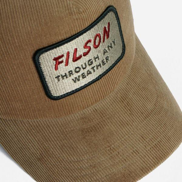 Filson Alcan Cord Mesh Cap