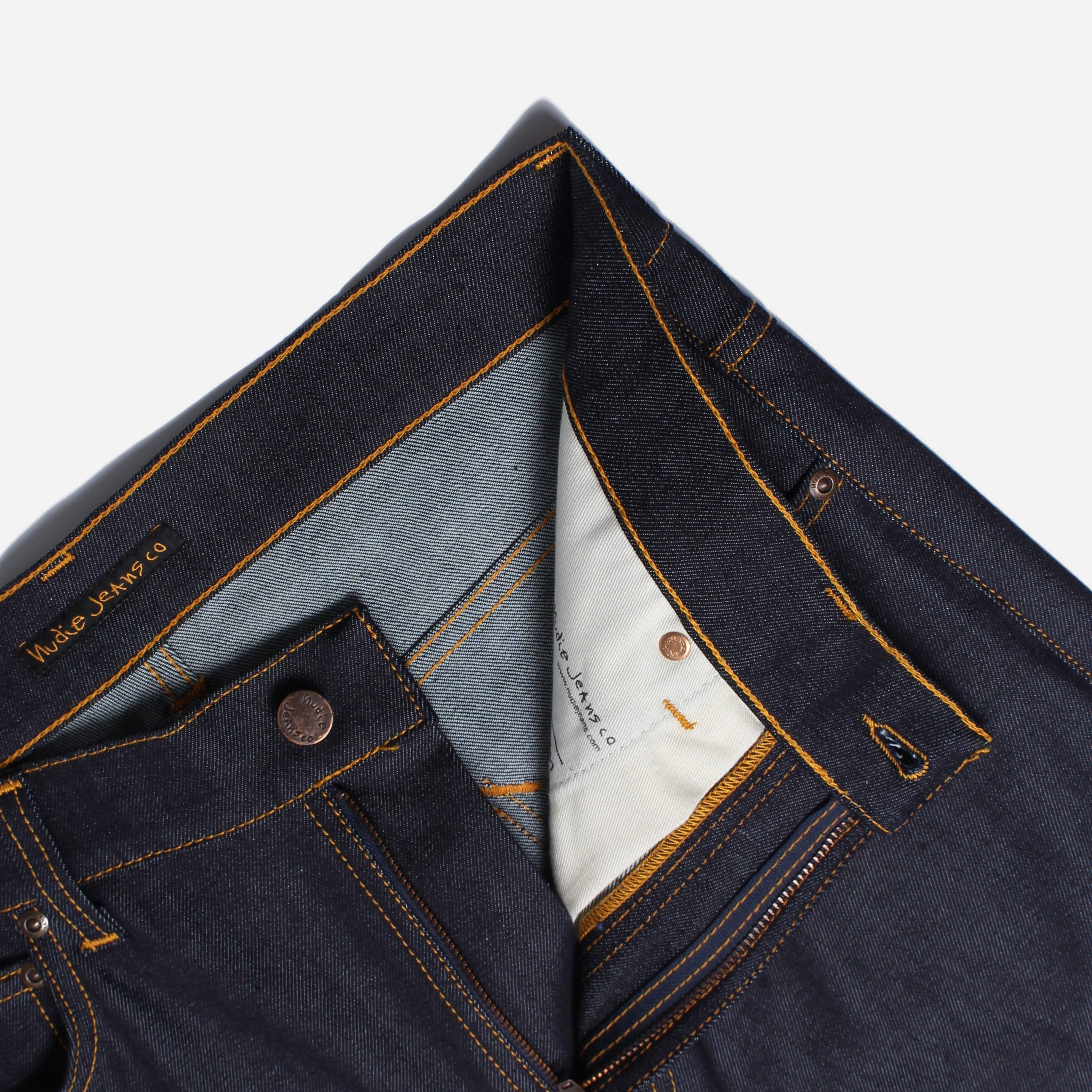 Nudie Jeans Co. Lean Dean Dry 16 Jeans