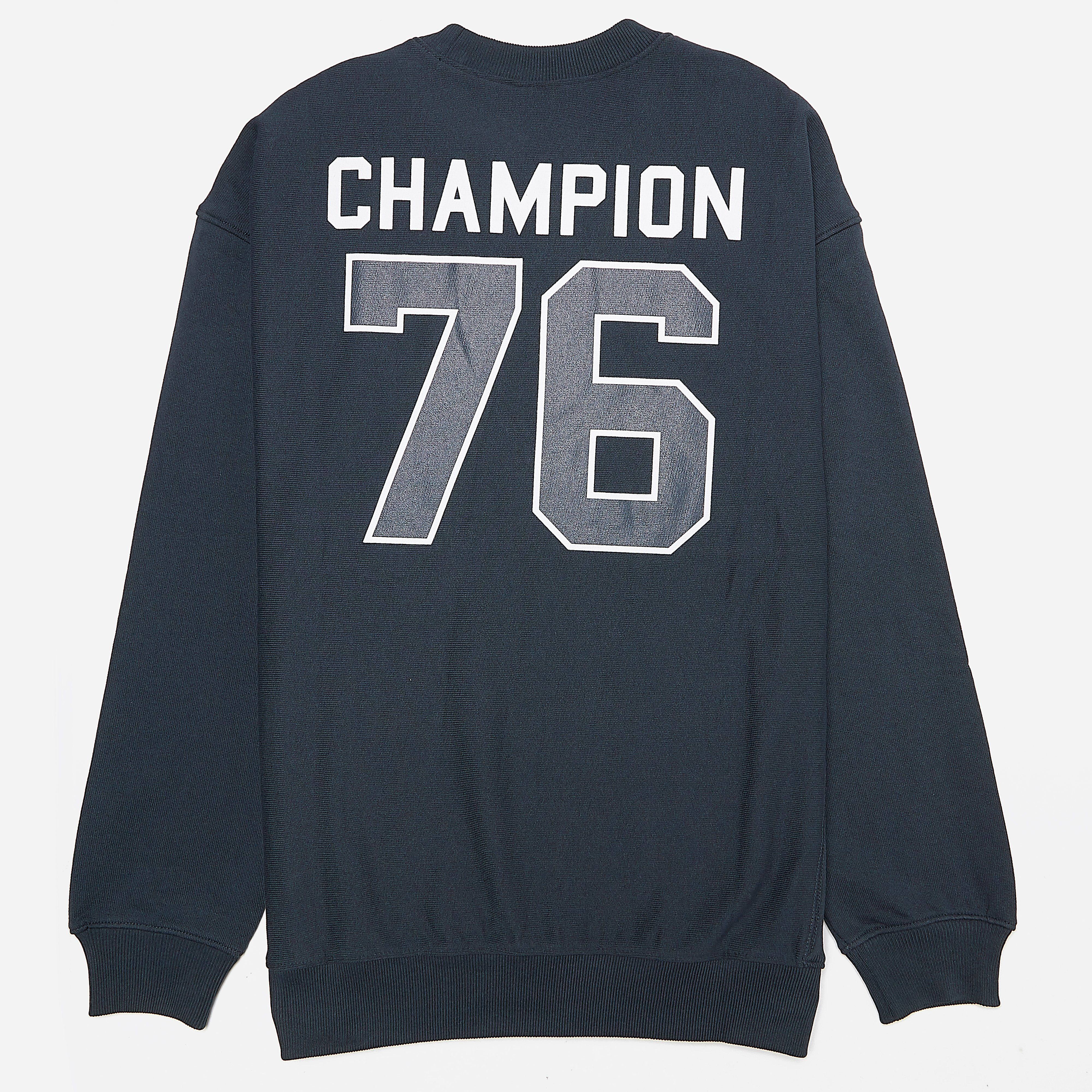 Champion x BEAMS Crewneck Sweatshirt