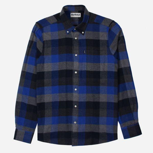 Barbour Stapleton Long Sleeve Check Shirt