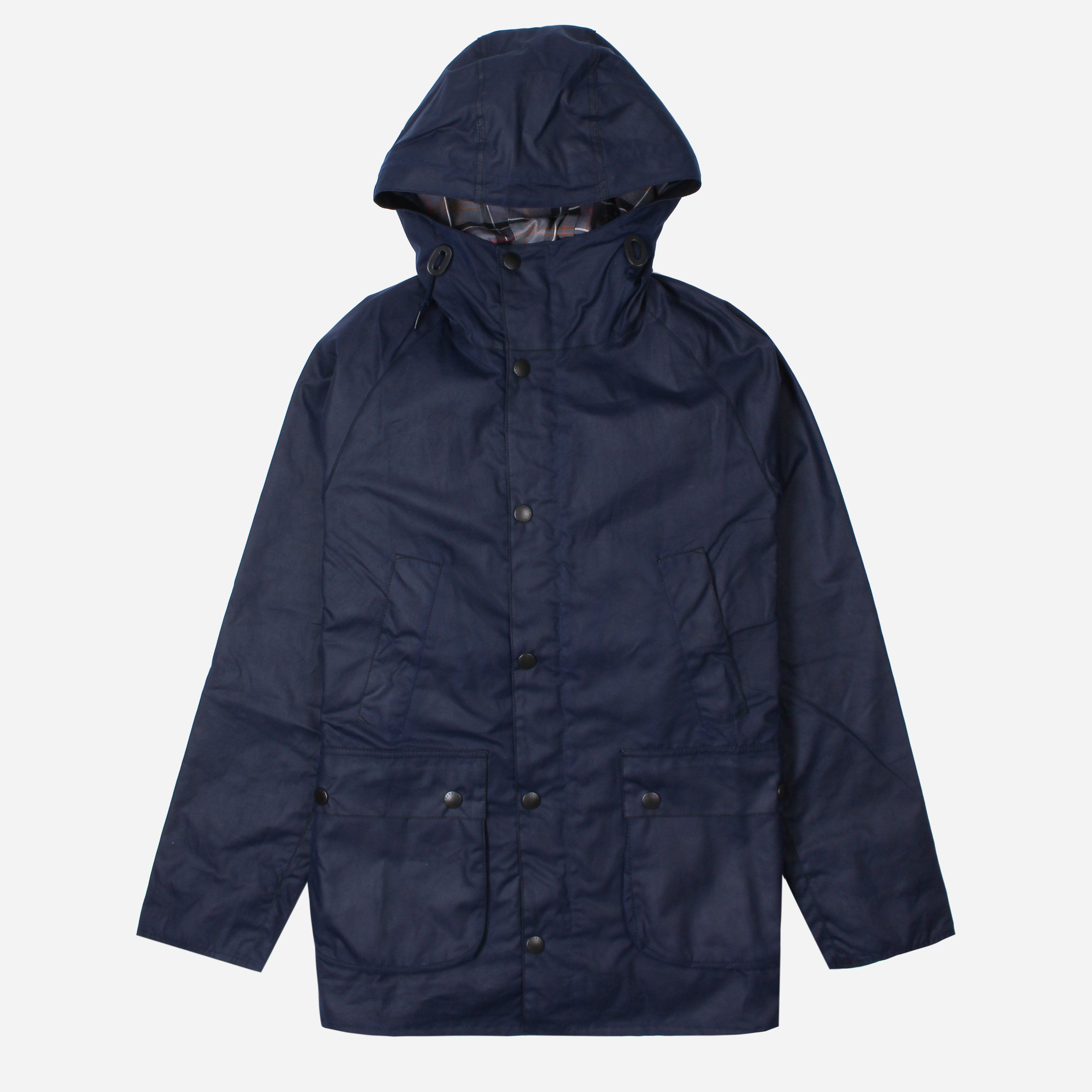 Barbour MWX1369IN71 SL BEDALE HOODED WAX JACKET