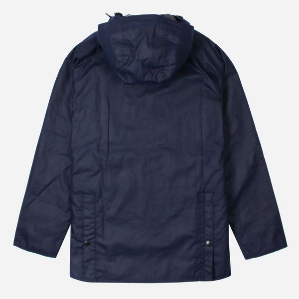 Barbour Bedale Hooded Waxed Jacket
