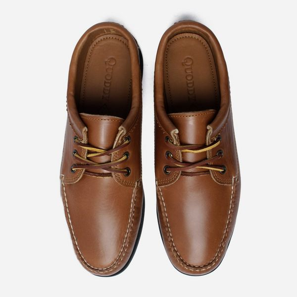 Quoddy Blucher Moccasin
