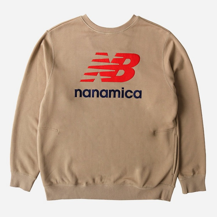 Nanamica Logo Sweatshirt