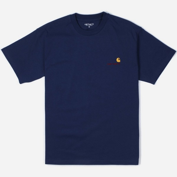 Carhartt WIP American Script Logo T-Shirt