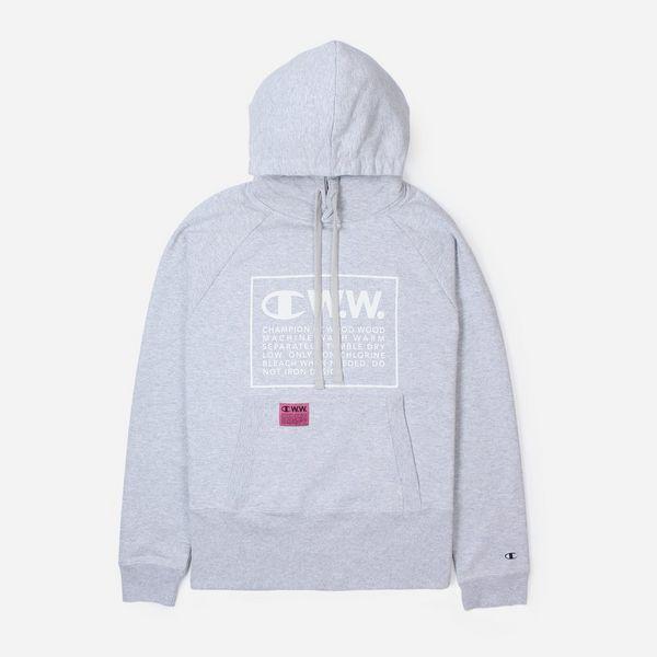 Champion x Wood Wood Logo Sweatshirt