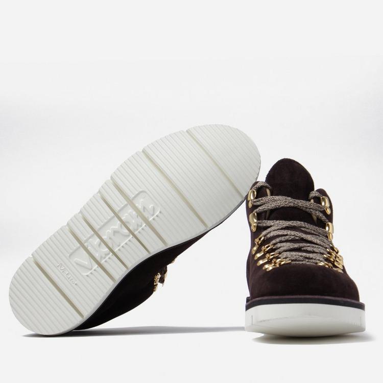 Fracap M120 Suede Hiker Boot