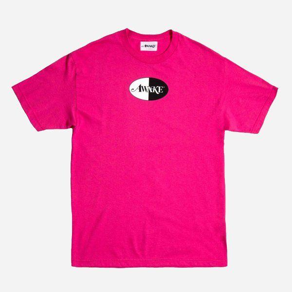 Awake NY Split Logo T-Shirt