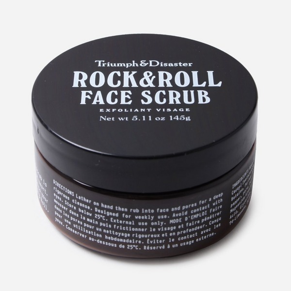 Triumph & Disaster Rock And Roll Face Scrub 145g