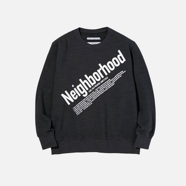 Neighborhood Crew Slub Sweatshirt