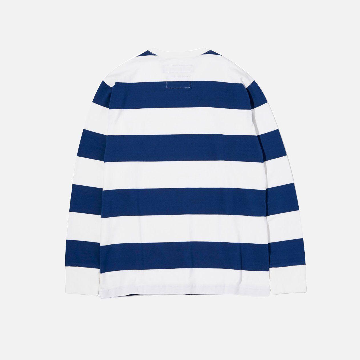 Neighborhood Crew Stripe Sweatshirt
