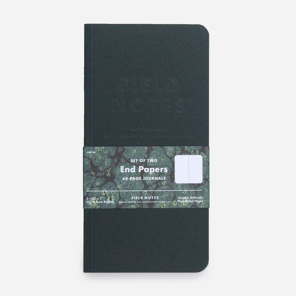 Field Notes End Papers 2-Pack