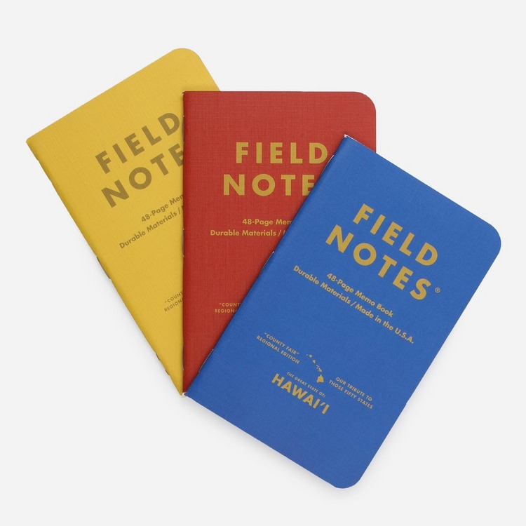 Field Notes Hawaii