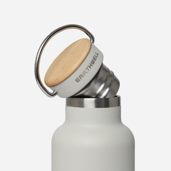 Earthwell Woodie Vacuum Bottle 22oz