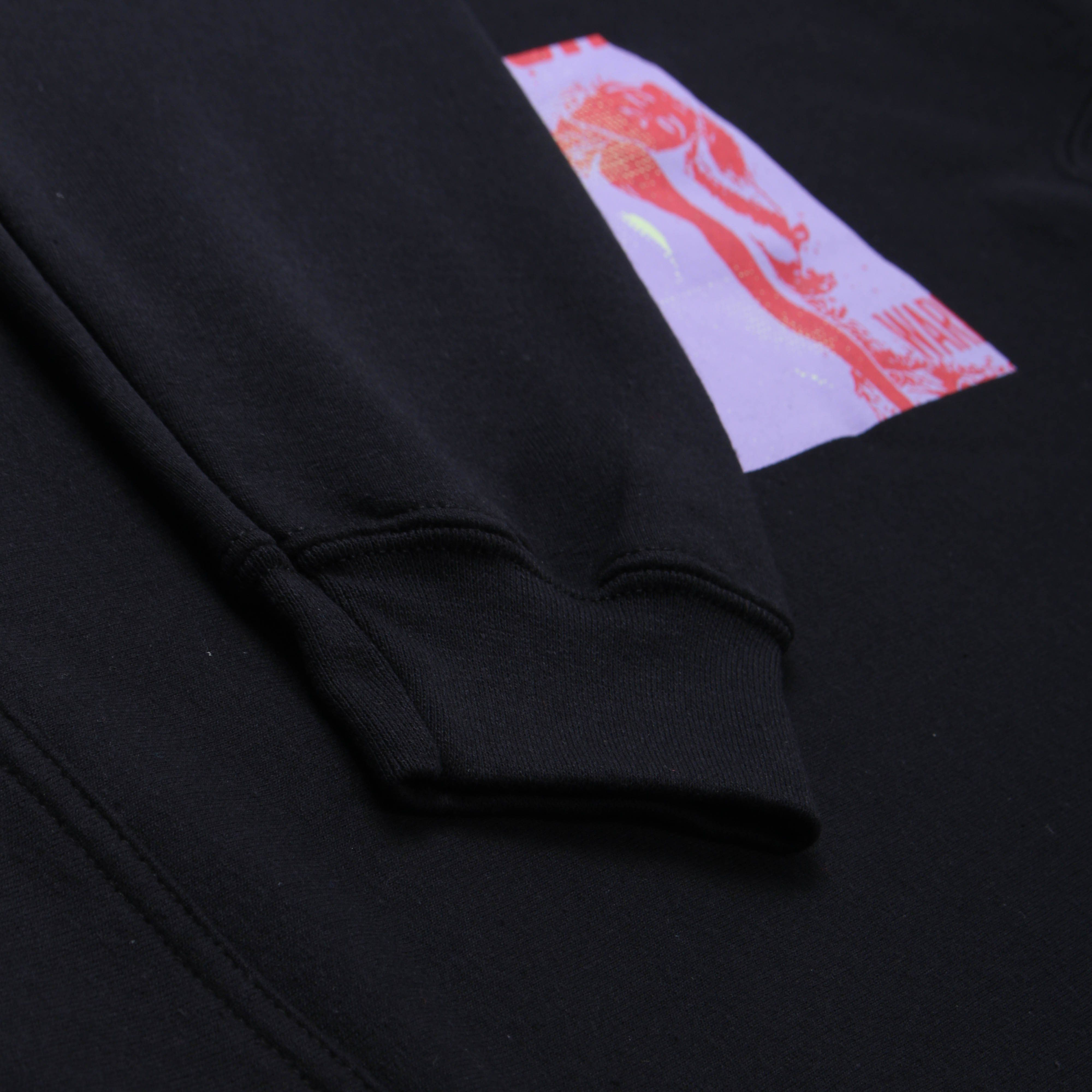 Flagstuff 2018AW-FS-36 DESPERATE SITUATION HOODIE