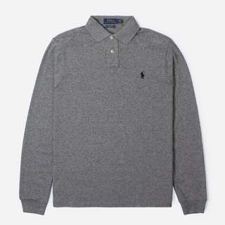 Polo Ralph Lauren Basic Mesh Knit Polo Shirt
